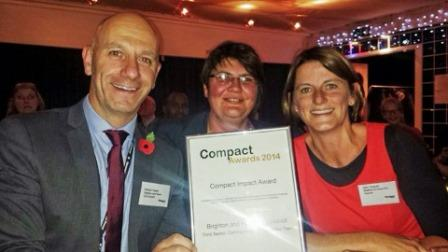 Highly Commended Compact Impact Award
