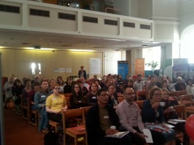 Attendees at our celebration event